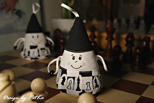 Šachový skřítek z Beskyd