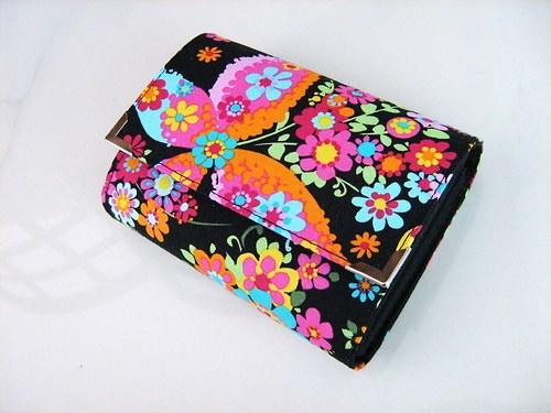 Květinkoví motýlci- menší prostorná karty a 2 měny