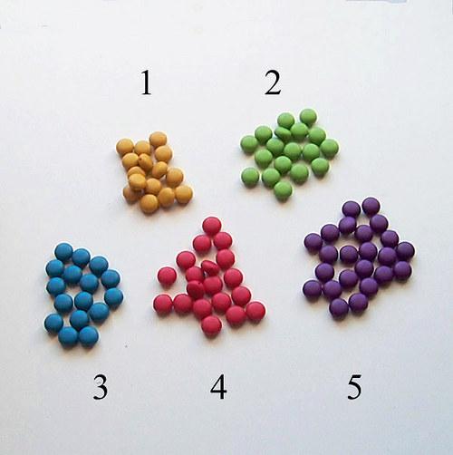 korálky akryl čočka MATT / fialová / 10x6mm / 10ks