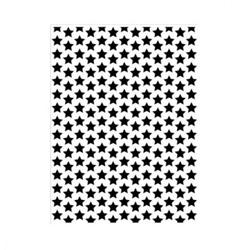 Embossovací kapsa Darice / Hvězdičky