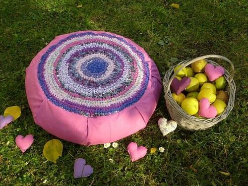 Meditační a relaxační polštářky