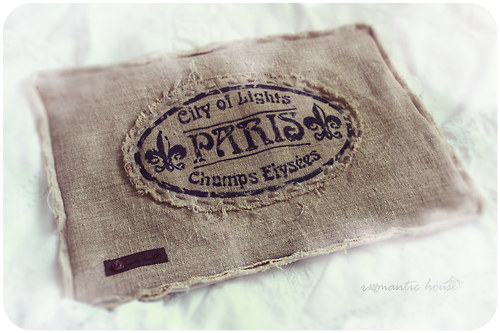 polštář PARIS