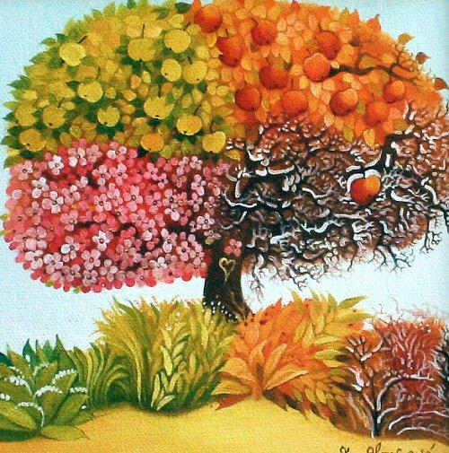 Strom ročních období