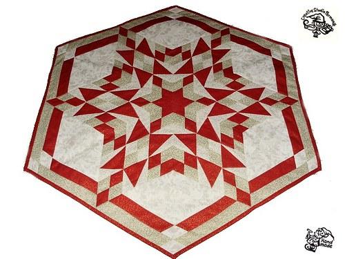 Vánoční hexagon - online kurz
