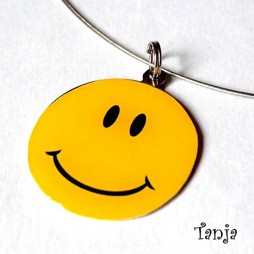 SMILE :-) přívěsek