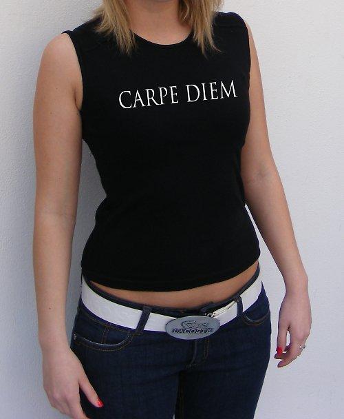 Dámské tričko ,,CARPE DIEM ´´