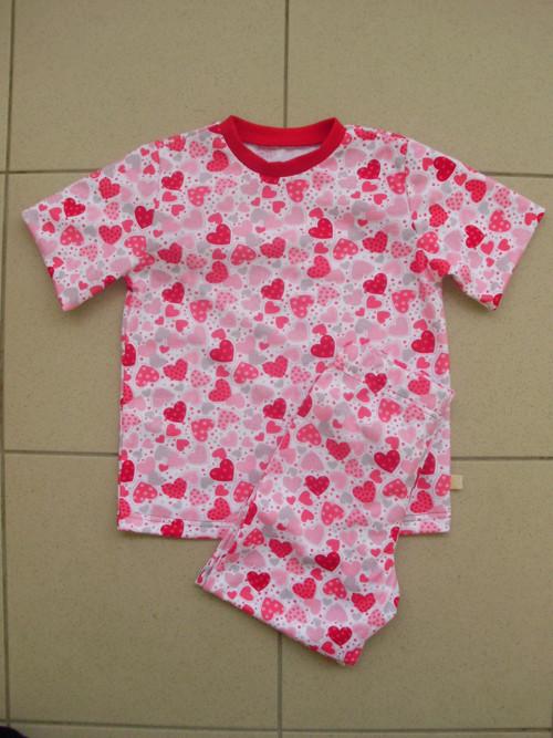 Letní pyžamo v.80-104;110-134;140-158
