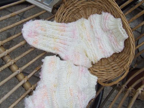 Ponožky do postele č.42
