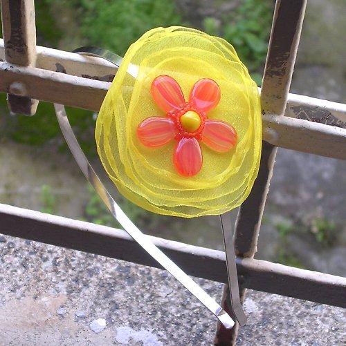 Čelenka pro slečnu Květu