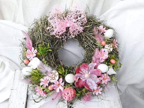 jarní / velikonoční věneček