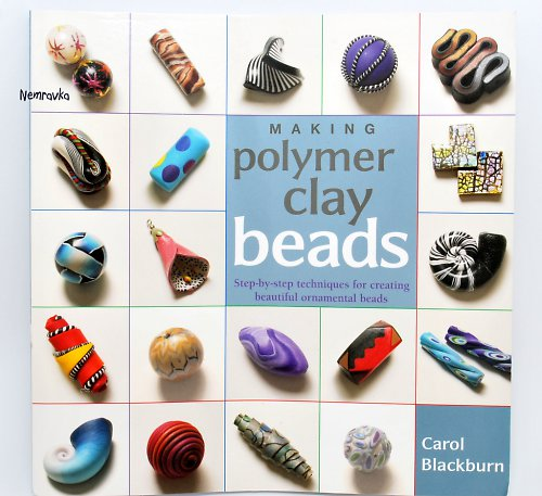 How To Make Polymer Clay Beads / kniha