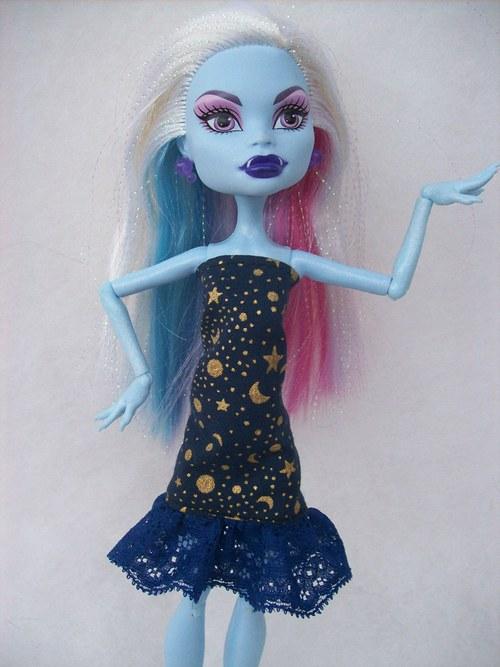 Jako noční obloha pro Monster High