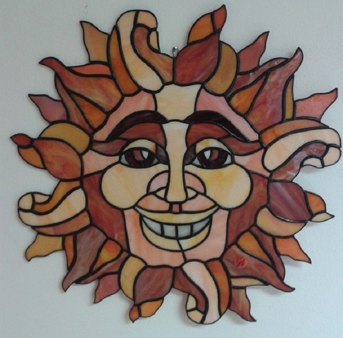 Mayské slunce