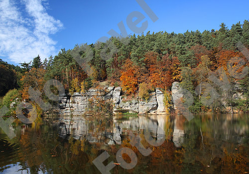 Barvy podzimu - Kokořínsko 1