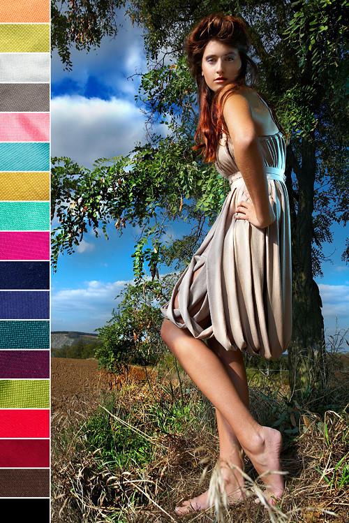 šaty DIALOGUE - různé barvy