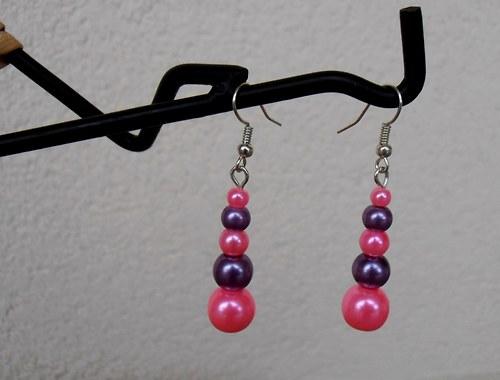 Růžovo-fialkové