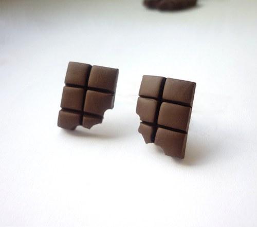 Čokoládky na puzetě...