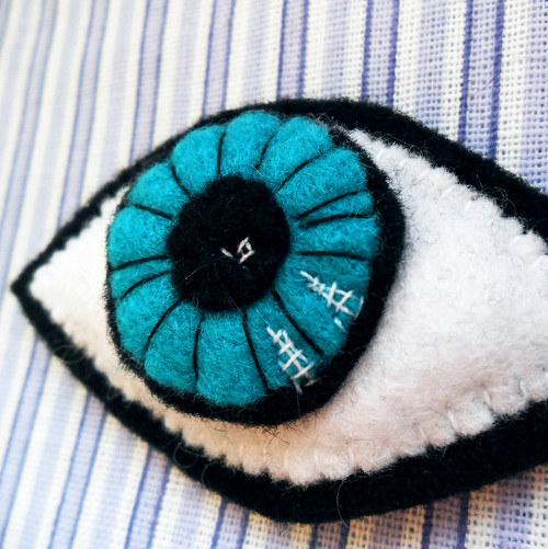 Oko - brož