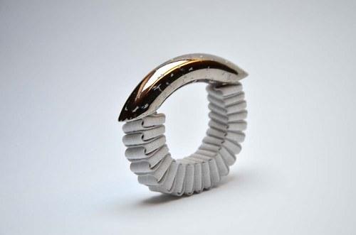 náramek Duchess - půlkruh