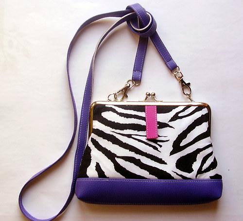 fialová zebra