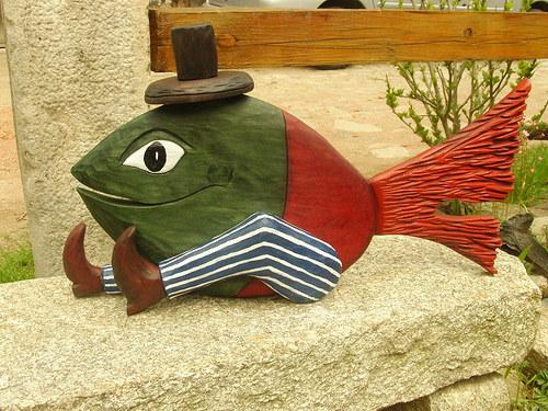 rybovodník na přání