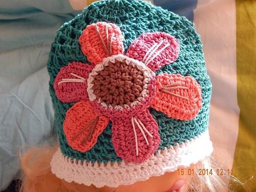 jarní čepice