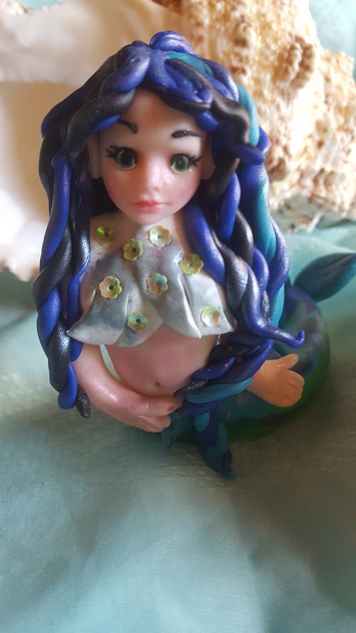 Mořská víla Lili