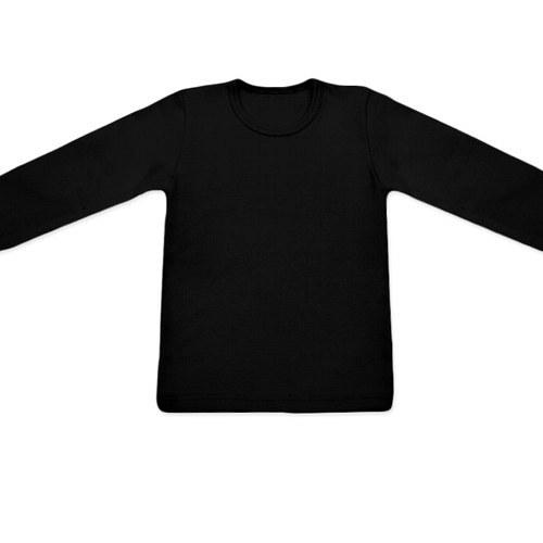 Dětské tričko UNI DR černé