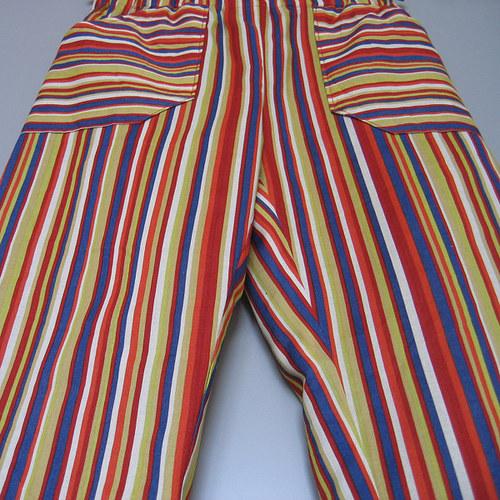 Dětské kalhoty letní
