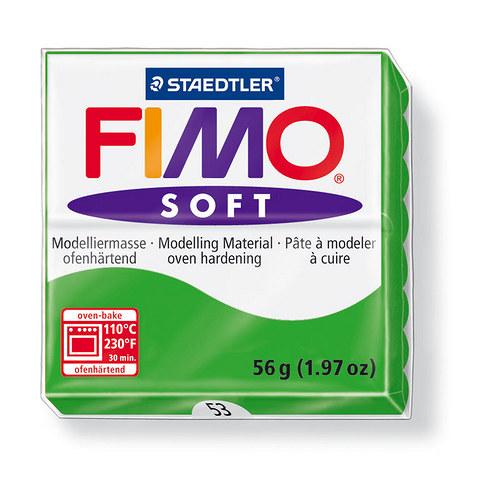 Fimo soft tropická zelená 53