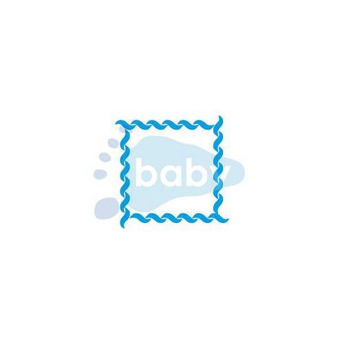 Razítko čtvercový rámeček 26