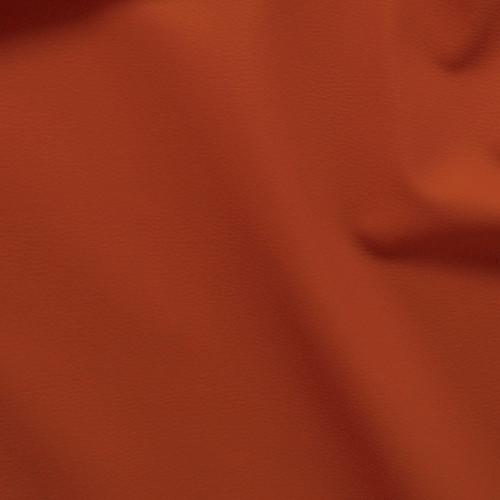 P2-50 Textilní kůže koženka ORANŽOVÁ TMAVÁ, á 50cm