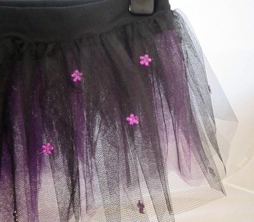 Černo-fialová (3-6 let)