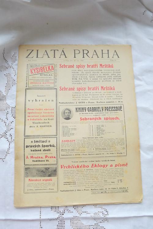 Zlatá Praha č. 51