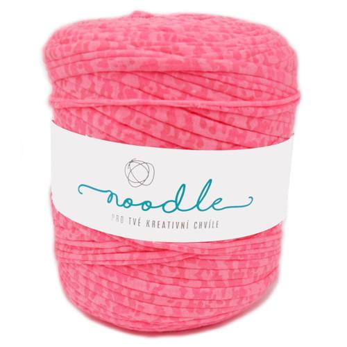 NOODLE 120m - Neon Pink Mramor