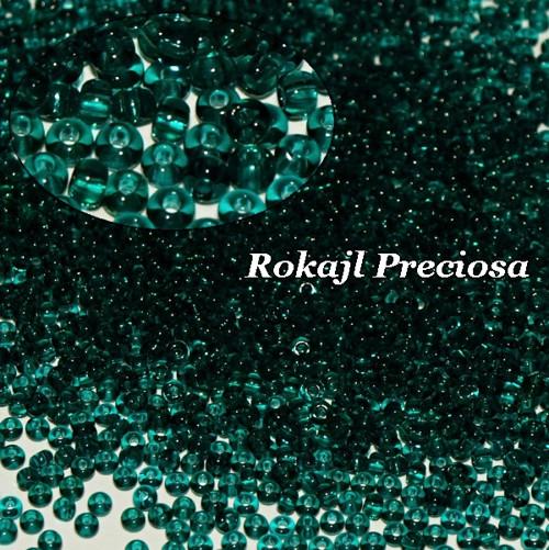 Rokajl Preciosa 6/0, Tr. Teal