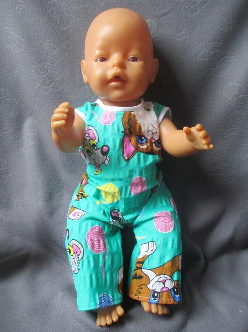 Oblečky na panenku 42- 45cm- Baby born   146.-