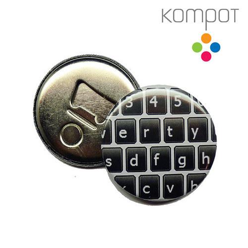 Otvírak s klávesnicí