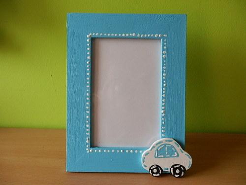 Fotorámeček klučičí 10*15cm