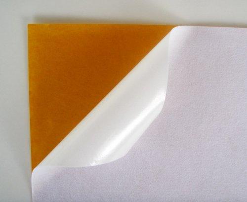 Samolepicí plsť barva č. 19 - bílá
