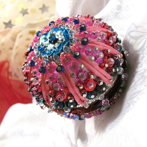 Pherkad - dekorační koule