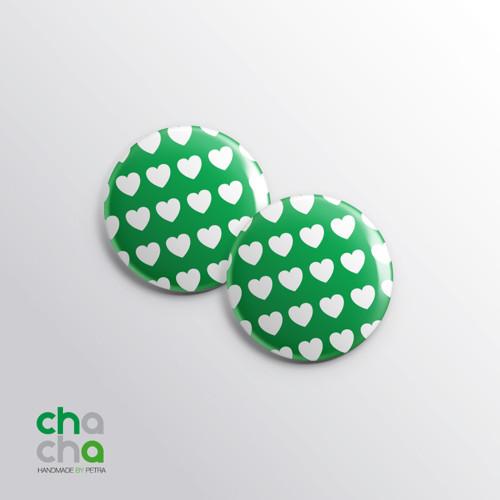 Srdcová záležitost - náušnice