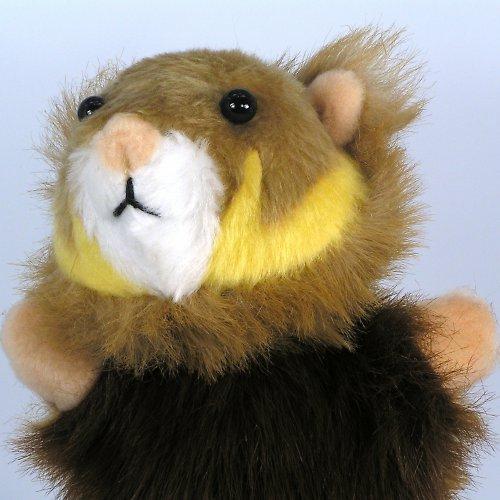 Křeček Chundelka - autorská hračka