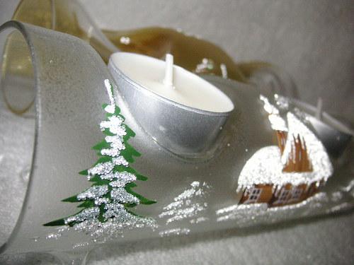Na 2 svíčky...matný