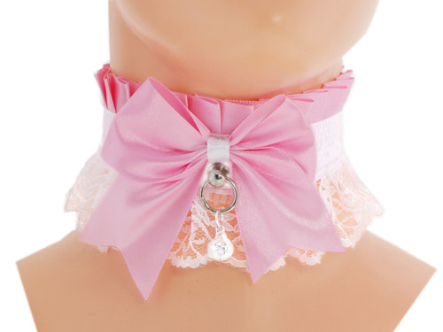 Kitten play collar, bdsm obojek,kawaii, lolita P2