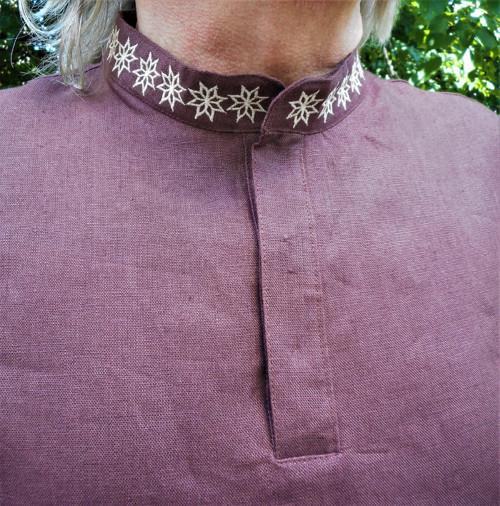 Slovanská lněná košile Alatyr