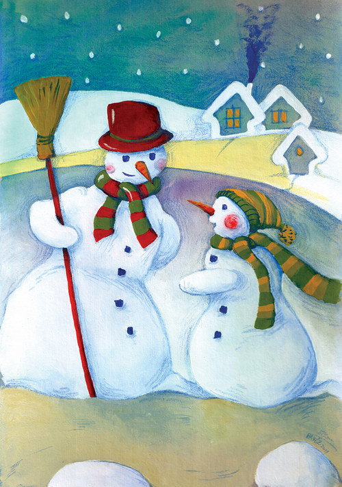 Sněhový kluci