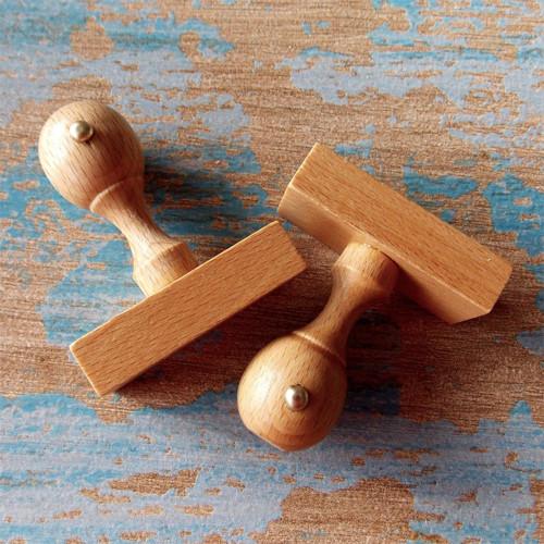 Dřevěné držátko různé rozměry