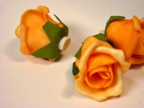 Mini růžička s lepítkem