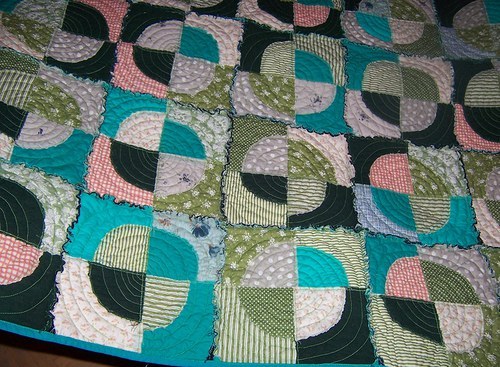 kolečková deka